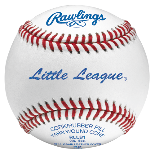 RAWLINGS RLLB1 Little League Baseball Competition Grade